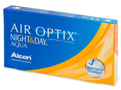 Air Optix Night and Day Aqua 6pack