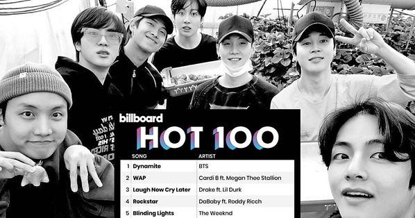 BTS 빌보드싱글차트 핫100-1위20200905.jpg
