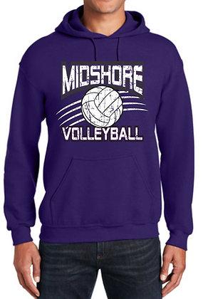 Hooded Sweatshirt - Design 2