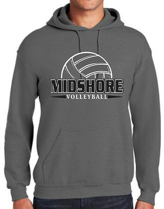 Hooded Sweatshirt - Design 1