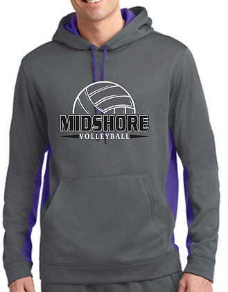 Moisture Wicking Hoodie - Design 1