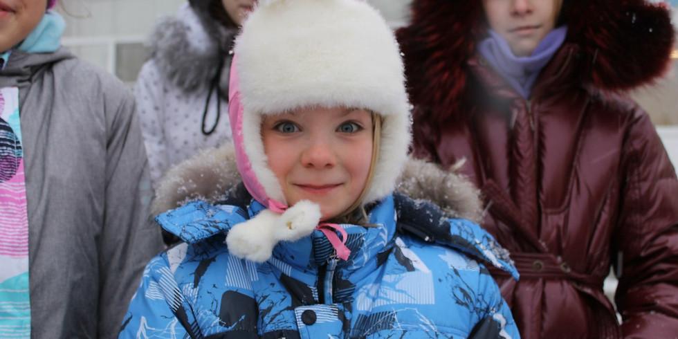 Зимняя смена (7 дней -16 100 рублей)