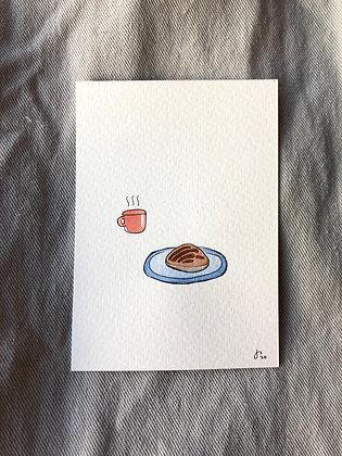 Café con pan