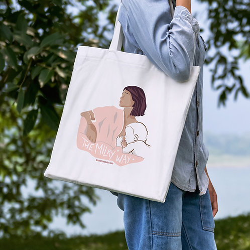 Totebag The Milky Way