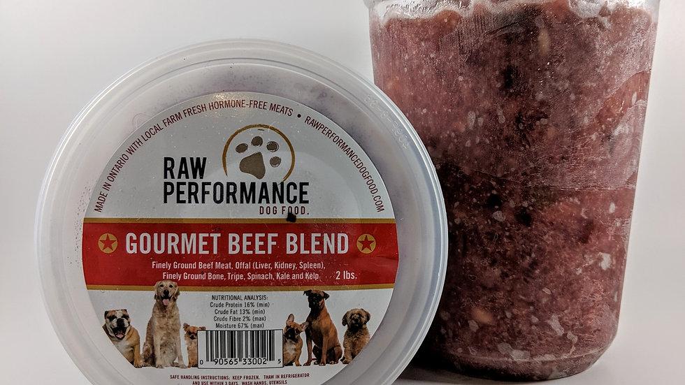 Gourmet beef Blend 2 LBS