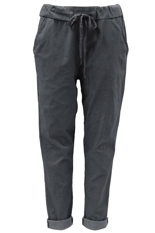Plain Grey Magic trousers Fits Uk 12-16