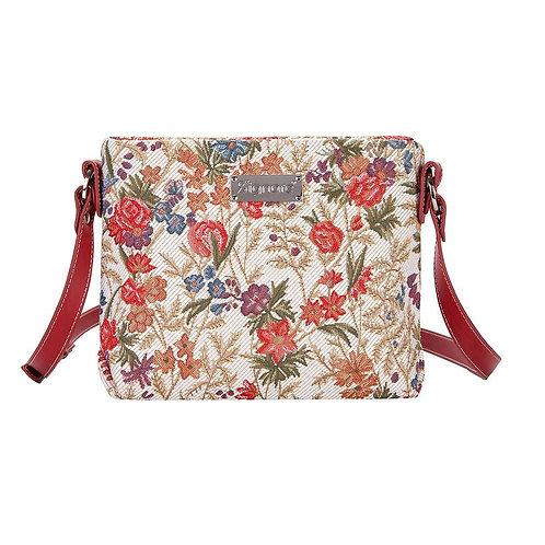Tapestry Across Body Shoulder Bag - Alice In Wonderland SIGNAIRE