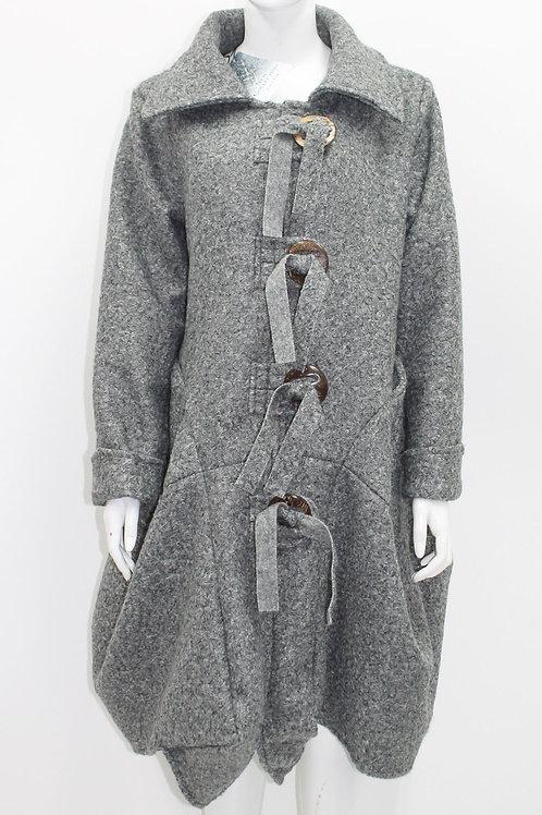 Quirky Boho Coat Fits UK 14-18