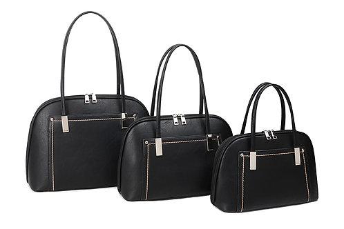 Plain Black Bag