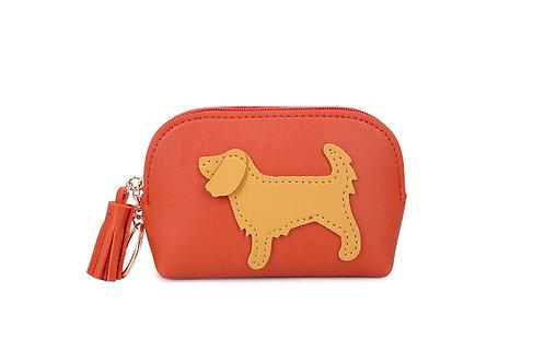 Tassel puppy purse