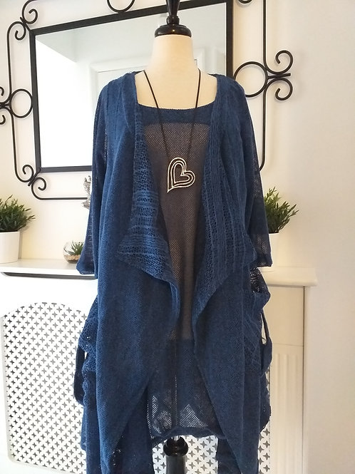 Florence Collection Navy Fits UK 18-24