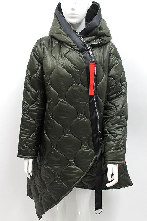 Khaki Langenlook Gillet Coat Fits Size 14-18