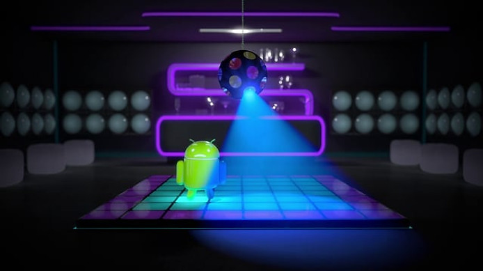 Reliance 3G - The Blue Bot: Disco