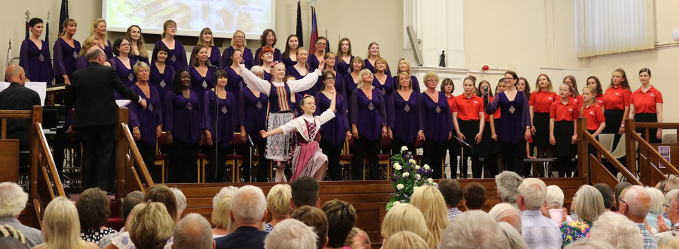 Cransley Charity Concert 2018 Niska Banja