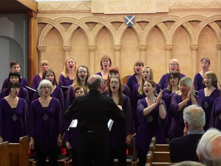 Concert, 12th May 2018, St Andrew's Church of Scotland, Corby