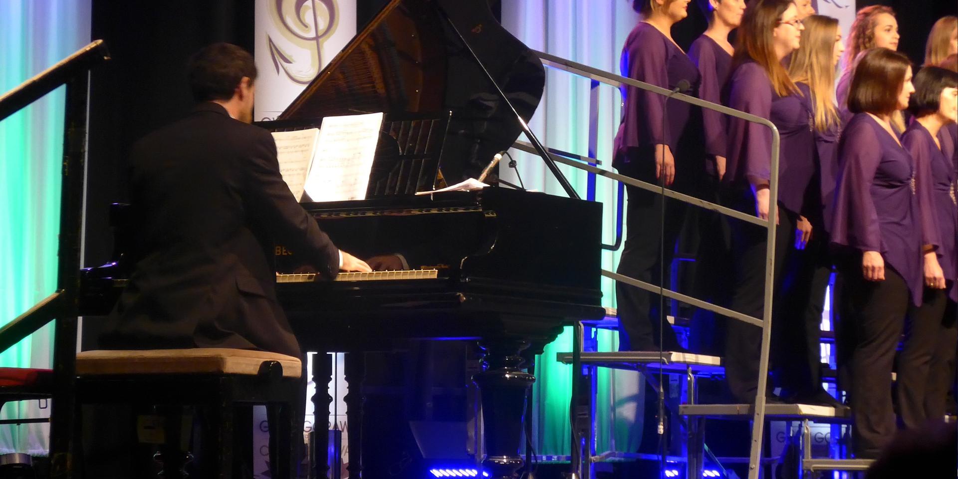 Llandudno evening concert 2017