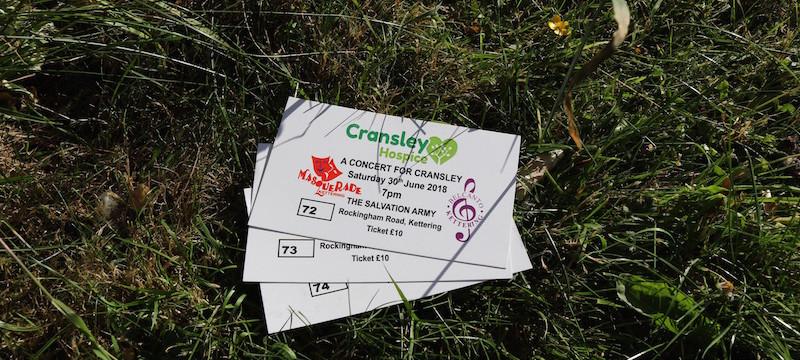 Cransley Charity Concert 2018