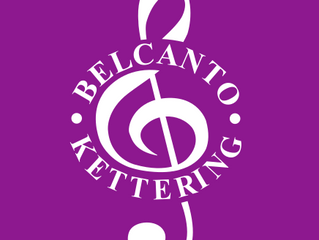 Postponed - Belcanto Annual Concert, Saturday 21st March 2020