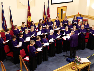 Concert, Saturday 25th January 2020, Salvation Army, Rushden