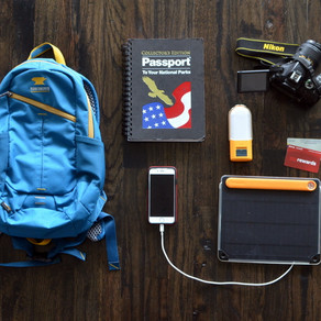 5 Must-Haves for National Park Week