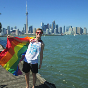 Too Gay to be Outdoorsy: Turning My Fear into the Adventure of a Lifetime