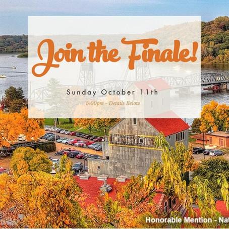 Join My Run Across Minnesota Finale!