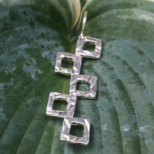 Squares Pendant