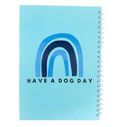 מחברת שורות - Have A Dog Day