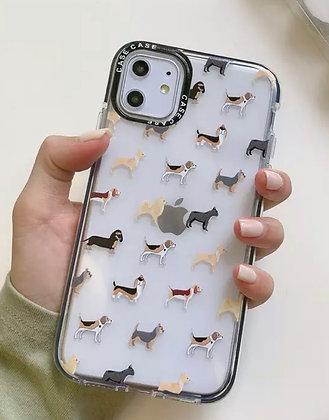כיסוי לאייפון - Dogs