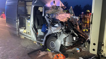 Verkehrsunfall auf BAB 81
