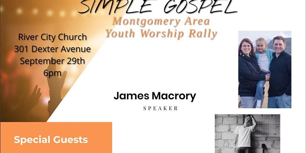 Simple Gospel - Montgomery Area Youth Worship Rally