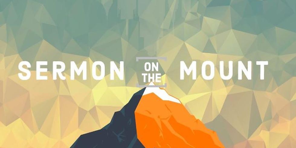 Next Sermon Series - Sermon on the Mount