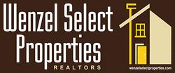 Wenzel Select Properties Realtors Logo