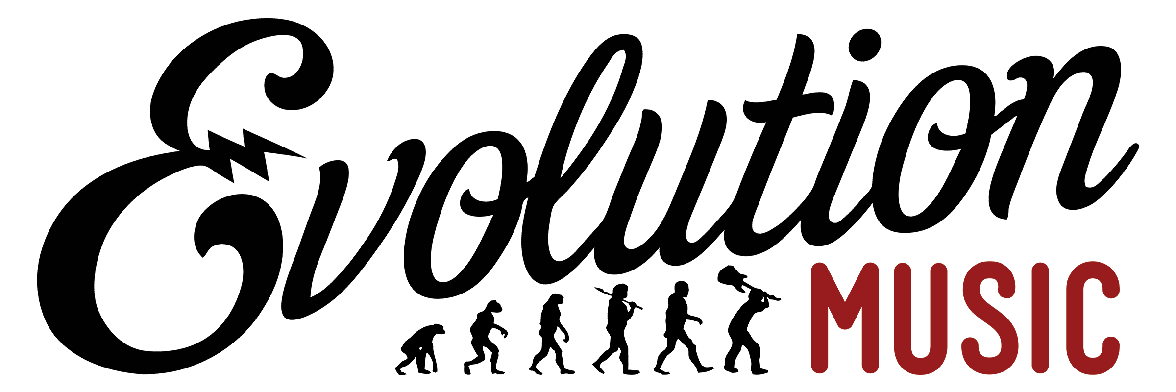Evolution Music Logo