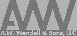 A.W. Wendelle & Sons, LLC Logo PNG
