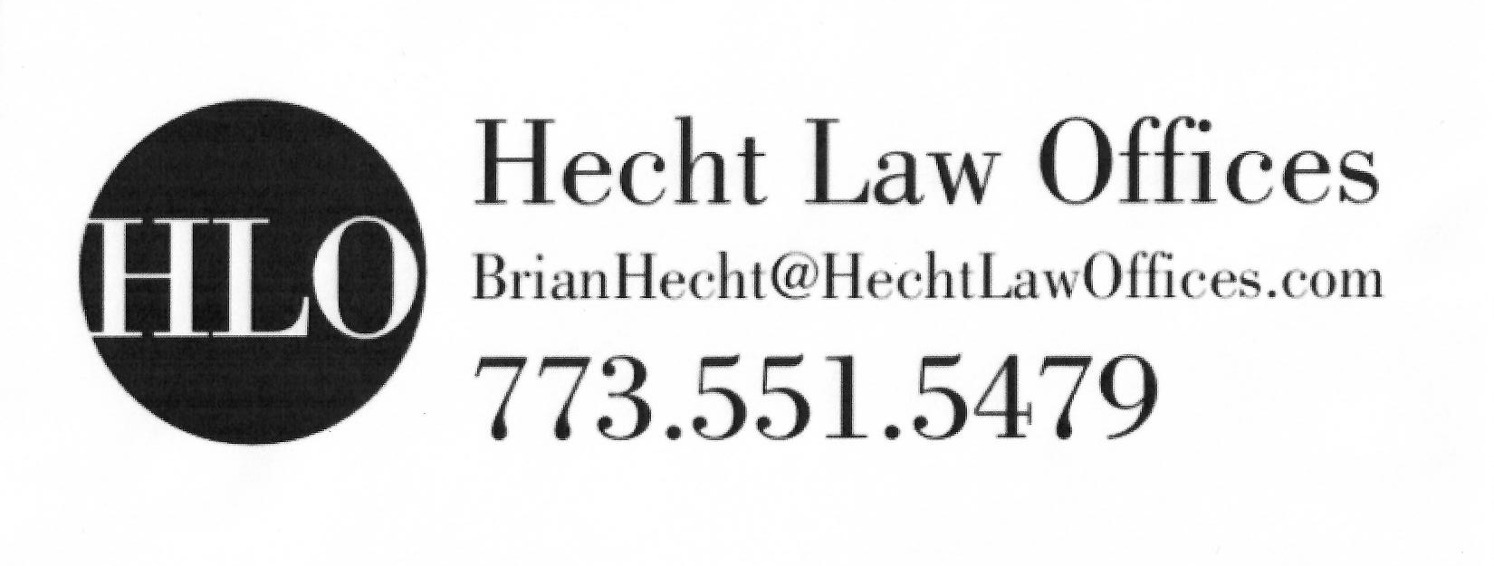 HECHT LAW OFFICES LOGO