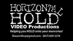 HHVP - Logo - White On Black