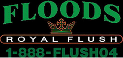 Floods Royal Flush logo