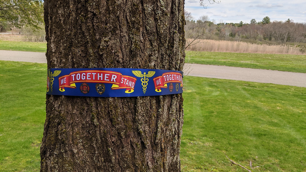 "RIBBON - Together We Stand -  3""x 36"""