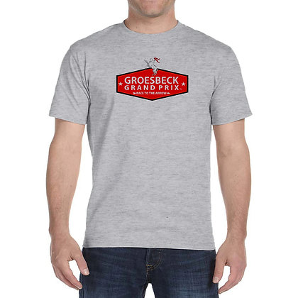 Groesbeck Grand Prix Tee Grey