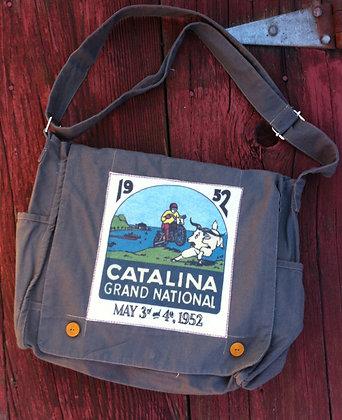 Catalina Grand National Messenger Bag