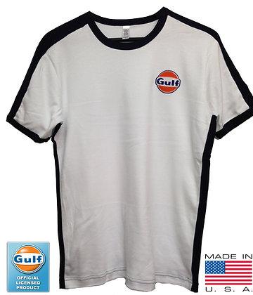 Gulf  Euro Style Team Shirt TMG-2031