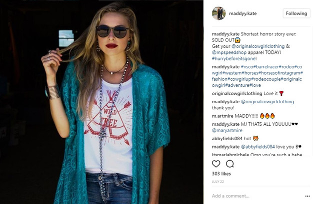 Five Western Style Instagram Accounts You Should Be Following