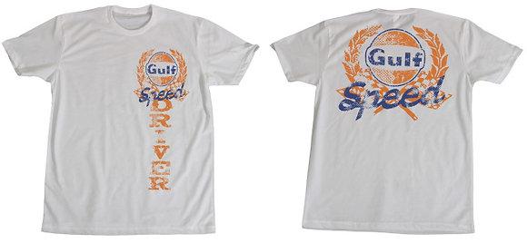 Gulf Driver Tee TMG-2036 Front & Back Print