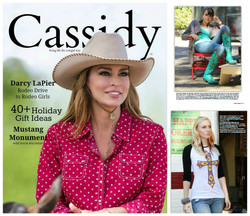 Cassidy Magazine: Winter 2013