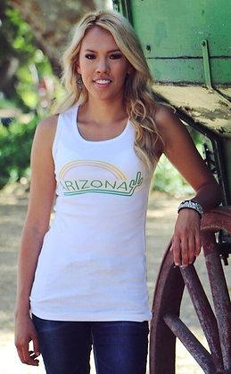 Arizona Boho Vibe Ribbed Tank  TJ-2017