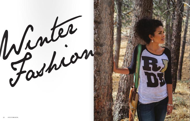 Cassidy: Winter