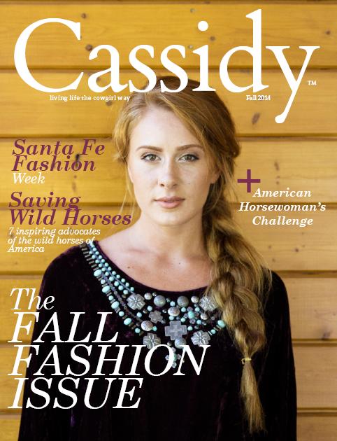 Cassidy: Fall 2014