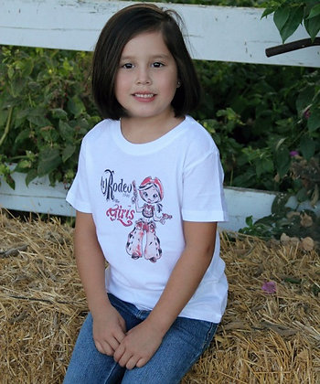 Rodeo  for Girls 1946 Tee-Youth TY-203