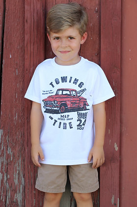 Towing and Tire Youth Tee TY-209
